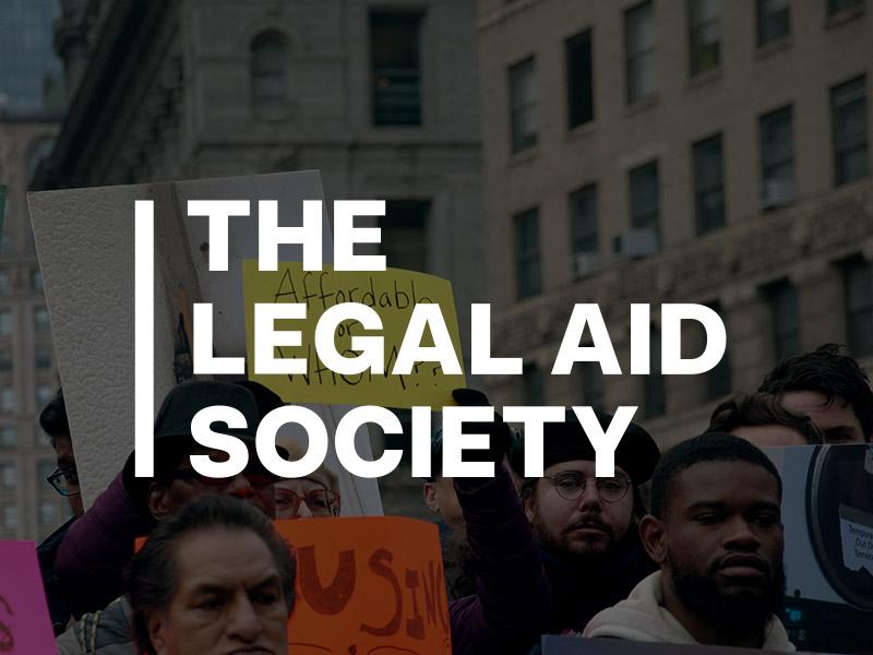 The Legal Aid Society